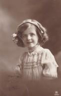 AR39 Children - Portrait Of A Young Girl - Portraits