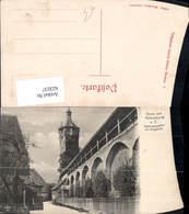 623237,Rothenburg Ob Der Tauber Stadtmauerpartie M. Klingentor - Deutschland