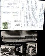 623233,Mehrbild Ak Düsseldorf Messe-Gelände Int. Messe Druck U. Papier Drupa 1962 - Deutschland