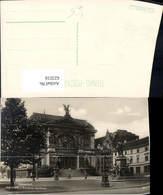 623216,Foto Ak Düsseldorf Kunsthalle U. Bismarck-Denkmal Pub Trinks 5 - Deutschland