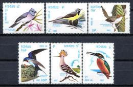 Lao 1982 Laos / Birds MNH Vögel Aves Oiseaux / C9206  36-1 - Pájaros