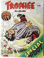 TROPHEE   ALBUM  No 28 - Libros, Revistas, Cómics