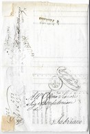 DA GUBBIO A FABRIANO - 1.2.1851. - Italia