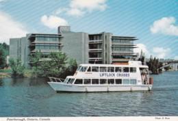AO81 River Boat, Trent University Library, Peterborough, Ontario - Peterborough
