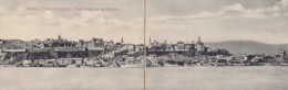 AO81 General View Of Quebec - Panorama Over 2 Cards - Québec - La Cité