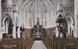 AO81 St. Andrew's Cathedral, Victoria, B.C. - 1911 Postcard - Victoria