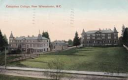 AO81 Columbian College, New Westminster, B.C. - British Columbia
