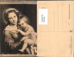 622695,Künstler Ak Sassoferrato La Madonna Col Divin Figlio Maria Jesuskind Religion - Christentum