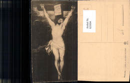 622694,Künstler Ak A. Van Dyck Cristo In Croce Religion - Christentum