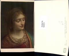 622674,Künstler Ak Bernardino Luini La Vergine Jungfrau Religion - Christentum