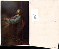 622672,Künstler Ak Jesus Kind Heiligenschein Gebet Religion - Christentum