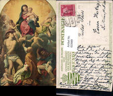 622669,Künstler Ak Coreggio Madonna Des Heil. Sebastian Religion - Christentum