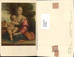 622660,Künstler Ak Cesare Da Sesto La Madonna Col Bambino Religion - Christentum