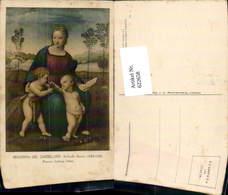 622658,Künstler Ak Raffaello Sanzio Madonna Del Cardellino Religion - Christentum