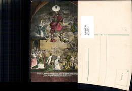 622653,Basel Wandgemälde Rathaus Das Jüngste Gericht V. Franz Dick Religion - Christentum
