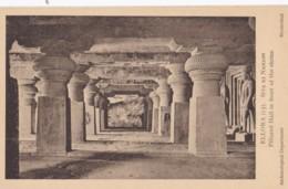 AS58 Ellora, Sita Ki Nahani, Pillared Hall In Front Of The Shrine - India
