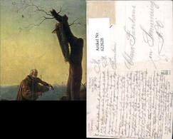 622628,Künstler Ak Dvorak Ave Maria Mönch Spielt Geige Religion - Christentum