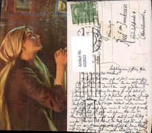 622622,Künstler Ak J. S. Kind Das Gebet Frau Beten Religion - Christentum