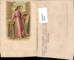 622621,Litho Jesus Als Kind Heiligenschein Buch Lesen Religion - Christentum