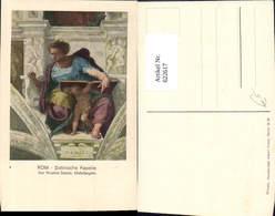622617,Michelangelo Rom Sixtinische Kapelle Der Prophet Daniel Religion - Christentum