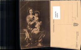 622616,Künstler Ak Murillo La Vergine Col Figlio Jungfrau Jesuskind Religion - Christentum