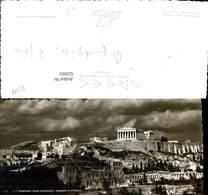 622602,Langkarte Athen Panorama Of Acropolis Akropolis Greece - Griechenland