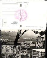 622597,Mehrbild Ak Souvenir De Monaco Principaute De Monaco - Ohne Zuordnung
