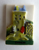 FEVE PRIME 1994 CHATEAU CHINON - Les CHATEAUX DE LA LOIRE - BD