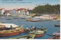 C.P.A.- ENVIRONS DE TOULON - LES SABLETTES - ST ELME - 113 - ANIMÉE - Toulon