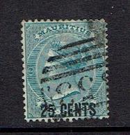 MAURITIUS...1878...used...#55 - Mauricio (...-1967)