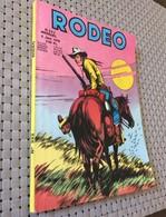 RODEO N° 322 (TEX) - EDITIONS LUG - 5 JUIN 1978 - BON ETAT - Rodeo