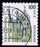 Bund 2001, Michel# 2188 BD O Sehenswürdigkeiten  In Doppelwährung - BRD