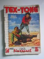 Tex-Tone N°68. Le Traquenard (abîmé) - Formatos Pequeños