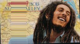 620   BOB  MARLEY   NON   ECRITE - Musica E Musicisti