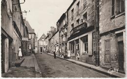 Ille  Et  Vilaine : ANTRAIN Sur  COUESNON  :  Rue  D E La  Filanderie ( Boulangerie ) - France