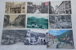 Lot De 16 Cp ( 68 Haut Rhein) - Cartoline