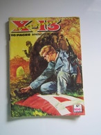 X-13 Agent Secret N°106. Tam-tams Dans La Jungle - Formatos Pequeños