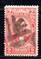 APR1823 - BOLIVIA 1897 , Yvert N. 46  Usato - Bolivie