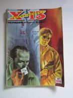 X-13 Agent Secret N°105. Front Intérieur - Formatos Pequeños