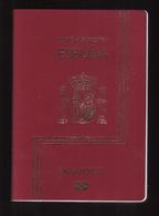 PASSPORT - PASSEPORT - PASAPORTE- PASSAPORTO  - SPAIN ESPAÑA - UNION EUROPEA - Documentos Históricos