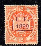 APR1827 - BOLIVIA 1899 , Yvert N. 55  Usato - Bolivia
