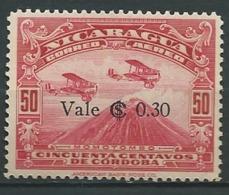 NICARAGUA   - Aérien     -  Yvert N° 135  *  - Ah 30516 - Nicaragua