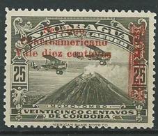 NICARAGUA   Aérien   - Yvert N° 128 * * -  Ah30518 - Nicaragua