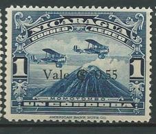 NICARAGUA   Aérien   - Yvert N° 138 * -  Ah30521 - Nicaragua