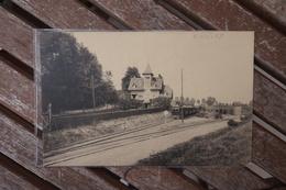CPA - Nivelles - Train - Nivelles