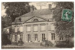 THONNE LES PRES (55) - Façade Du Château - Ed. Emile Giradot, Montmédy - Altri Comuni