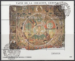 ESPAÑA 1980 Nº HB-2591 USADO 1º DIA - 1931-Aujourd'hui: II. République - ....Juan Carlos I