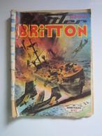 Battler Britton N°62. Le Tunnel Secret (2) - Les Eaux Profondes (abîmé) - Formatos Pequeños