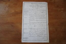 Fontainebleau 1828 Lanciers De La Garde Royale - Documentos Históricos