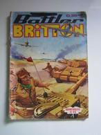 Battler Britton N°34. Dangereux Signal - Audace - L'as Du Fric Frac - Formatos Pequeños